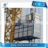 Competitive Price Construction Material Hoist Construction Site Lift Hydraulic Passenger Lift