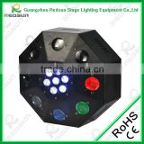 Lowest price!!!High Quality RGBW 4IN1 Multi-colorful Party Disco Light Specail Effect Portable LED Dancing Floor Light