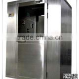 customized 304 stainless steel air shower room