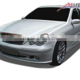 Body kit for BENZ-2001-2007-C Class-W203-LR-S
