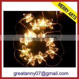 China new product animal butterfly shaped solar led garden lights christmas decorations lights and lighting