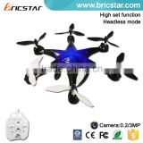 Wholesale beautiful 2.4G 6 axis drone helicopter camera hd with auto return                                                                         Quality Choice