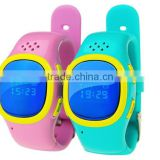 Fancy design Children Kids GPS Tracker Security Smart Watch with Bluetooth mobile phone sim card SOS Button