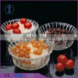 Classic Ice Cream Sorbet Serving Dish Bowls Set / ice cream bowl gite sets/glass salad bowl                                                                         Quality Choice