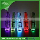 Hexaon Shape Cooler Champane / Wine Bottle Cool / Champane Bag With Tube Wholesaler Glowing Wine