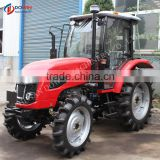 2016 china cheap 3 point hitch backhoe 60hp wheel tractor for sale