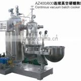 INquiry about Continuous vacuum batch cooker