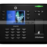 time attendance and access control FAC700 with backup battery and camera