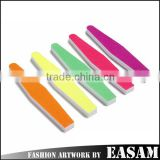 Hot soft new nail file,Korean quality nail file,wholesale nail file