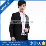 WEISDIN OEN fashion Polyester/Cotton Portly Men's Suits                                                                         Quality Choice