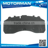 MOTORMAN 1 Year Warrantee comfortable car accessories motorcycle brake pad WVA29061 for BENZ