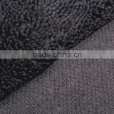 microfiber chenille fabric 100% polyester hockey jersey fabric french terry fabric composition