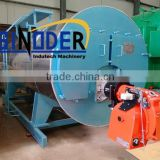 Supply Light Oil Fired Steam Boiler of Fire Tube Water Tube Type Light Oil Fired Water / Steam Boiler -SINODER