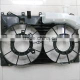 radiator fan shroud with tank used for TOYOTA PRIUS 04-09 16363-21030 16361-20140