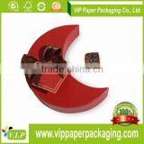 CUSTOMD LOGO PRINTED CHOCOLATE PAPER GIFT BOX,PAPER GIFT BOX, CHOCOLATE GIFT BOX FROM CHINA