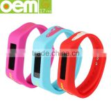 2015 colorful soft silicone bluetooth smart band,smart wrist band,rubber smart watch band