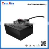 UPS, golf cart battery 12v 16Ah LiFePo4 Lithium iron phosphate battery pack with plastic housing