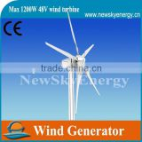 High Efficiency Wind Turbine Manufactures In China