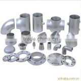 Specialized in manufacturing sales of ordinary carbon steel welded elbow, tee, flange, reducer, sealing the top tube