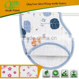 Alibaba Supplier Green Frog Baby Bibs And Burp Cloths For Super Soft By Trade Assurance
