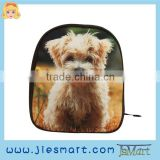 DIY JSMART student backpack S (for kids) sublimation printing Personalized Photo Gift
