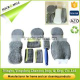 Professional manufacturer car polish pad, auto cleaning set, microfiber car care products