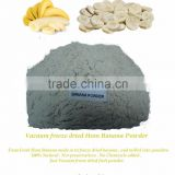 Dry Fruit Export to US : Freeze Dried Powder Hom Banana from Thailand [ Thai Ao Chi ]