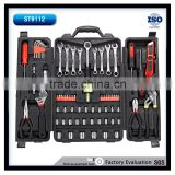 95Pieces Multi-fuction tool set water pump plier cutter hex key wrench bits