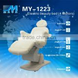 MY-1223 massage equipment spa table facial bed multifunction massage bed with electric adjustbable spa equipment