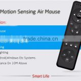 2.4G wireless fly air mouse remote C120/G64/MX3 /RC11 made in china