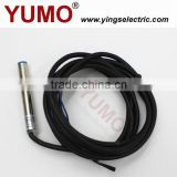 LM06-3001PA range 1mm PNP NO small Cylinder Type Magnetic Proximity Switch pulse sensor