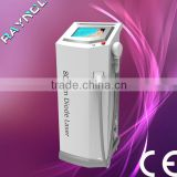 Promotion Lightsheer 808nm Diode Laser Permanent Hair Removal /Skin Rejuvenation Device with 600W Germany Laser Emitter
