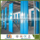 Good quality galvanized steel highway noise barrier/sound barrier for wholesale (China manufacturer)