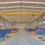 construction machinery 10 ton monorail bridge crane price with steel plant