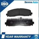 04465-37010/04465-37030/04491-36030/04491-36070 Brake Pads for Toyota Coaster (Latin America)