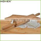Hot Selling Special Design Bamboo Rolling Pin Parts Factory/Homex_BSCI