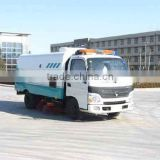 AULING road sweeper truck
