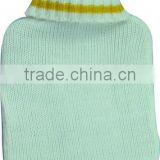 Christmas Promotion Gift hot water bottle with knitted cover & animal shaped plush hot-water bottle cover