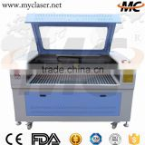 MC-1390 water cooling cooling mode and GS CE CCC SGS FDA Certification laser engraving machine