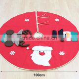 HD1001 Christmas tree skirt christmas tree decorations christmas gifts christmas gifts christmas scenes collocation
