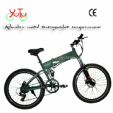 import 26 hummer mountain electric folding bike from china electric bike factory