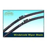 High Carbon Steel Windshield Wiper Blades For BMW / Benz / Touran / Audi