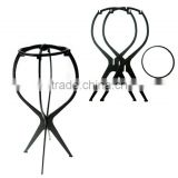 Hair Extension Tools Hair Bump Wig Stand Portable Top Quality Handy Wig Stand for Dispaly