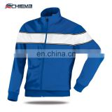 Cheap wholesale sublimate 100%polyester sports Tracksuit for men, custom jogging hooded track suits