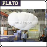 Advertising inflatable cloud shape balloon for decoration