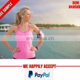 women gym wear tank top wholesale manufacturer