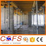 Well-qualified used table formwork for formwork concrete