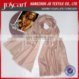 China manufacturer new style very soft wool touch scarf