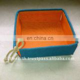 Jute Packing Tray