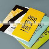 Transparent Soft Touch Lamination Film for book covers